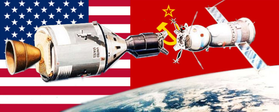 the space race post cold war rivalry
